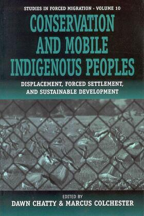Chatty / Colchester | Conservation and Mobile Indigenous Peoples | Buch | sack.de