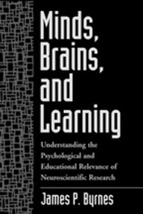 Byrnes   Minds, Brains, and Learning   Buch   sack.de