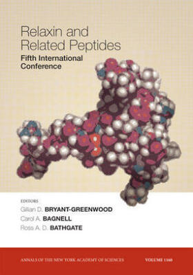 Bryant-Greenwood / Bagnell / Bathgate | Relaxin and Related Peptides | Buch | sack.de