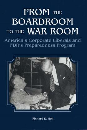 Holl | From the Boardroom to the War Room | Buch | sack.de