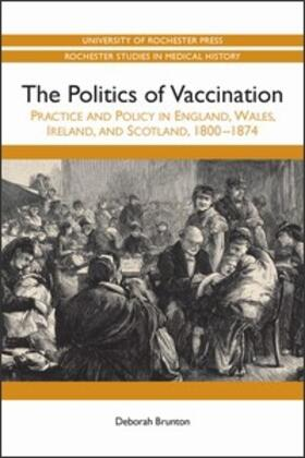 Brunton | The Politics of Vaccination | Buch | sack.de