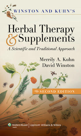 Winston / Kuhn | Winston & Kuhn's Herbal Therapy and Supplements | Buch | sack.de