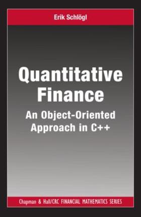 Schlogl   Quantitative Finance   Buch   sack.de