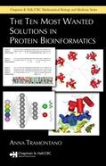Tramontano |  The Ten Most Wanted Solutions in Protein Bioinformatics | Buch |  Sack Fachmedien