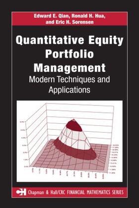 Qian / Hua / Sorensen | Quantitative Equity Portfolio Management | Buch | sack.de