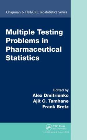 Dmitrienko / Tamhane / Bretz | Multiple Testing Problems in Pharmaceutical Statistics | Buch | sack.de