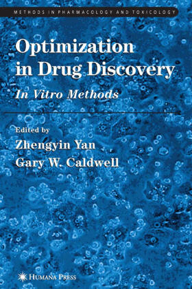 Yan / Caldwell   Optimization in Drug Discovery   Buch   sack.de