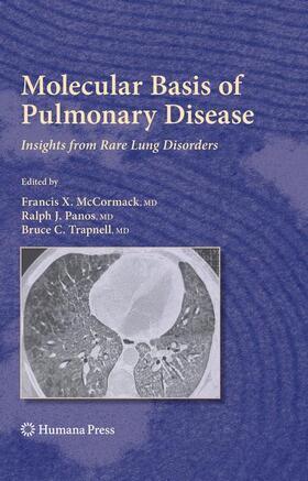 McCormack / Panos / Trapnell   Molecular Basis of Pulmonary Disease   Buch   sack.de