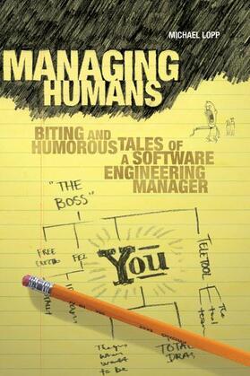 Lopp | Managing Humans | Buch | sack.de
