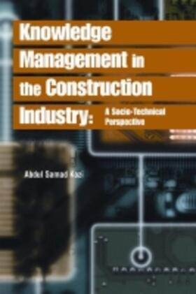 Knowledge Management in the Construction Industry | Buch | sack.de