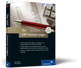 Bauer / Siebert | The SAP General Ledger | Buch | sack.de