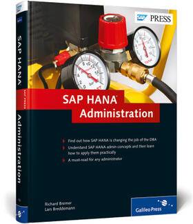 Bremer / Breddemann | SAP HANA Administration | Buch | sack.de