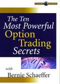 Schaeffer |  The Ten Most Powerful Option Trading Secrets | Sonstiges |  Sack Fachmedien