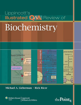 Lieberman / Ricer | Lippincott's Illustrated Q&A Review of Biochemistry | Buch | sack.de