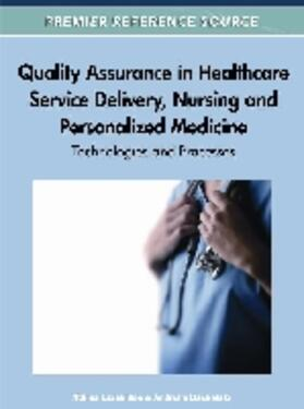 Quality Assurance in Healthcare Service Delivery, Nursing and Personalized Medicine | Buch | sack.de