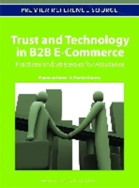 Trust and Technology in B2B E-Commerce | Buch | sack.de