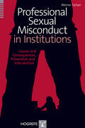 Tschan |  Professional Sexual Misconduct in Institutions | eBook | Sack Fachmedien