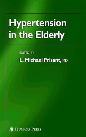 Prisant   Hypertension in the Elderly   Buch   sack.de