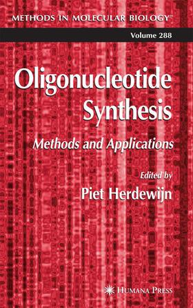 Herdewijn | Oligonucleotide Synthesis | Buch | sack.de