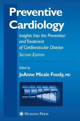 Foody | Preventive Cardiology | Buch | sack.de