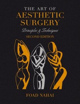 Nahai | The Art of Aesthetic Surgery: Fundamentals and Minimally Invasive Surgery - Volume 1, Second Edition | Buch | sack.de