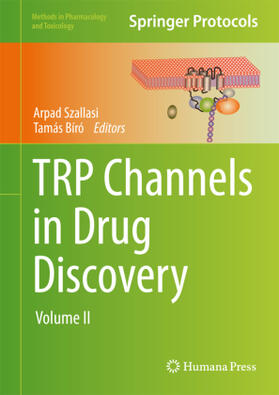 Szallasi / Bíró | TRP Channels in Drug Discovery | Buch | sack.de
