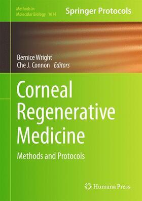 Wright / Connon | Corneal Regenerative Medicine | Buch | sack.de