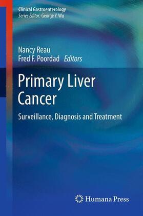 Reau / Poordad | Primary Liver Cancer | Buch | sack.de