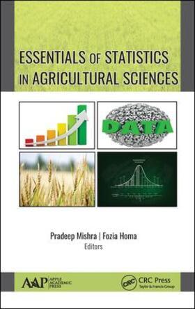 Mishra / Homa | Essentials of Statistics In Agricultural Sciences | Buch | sack.de