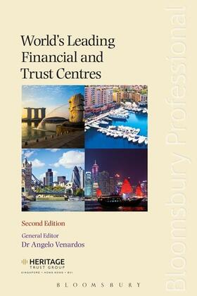 Venardos / Venardos | World's Leading Financial and Trust Centres | Buch | sack.de