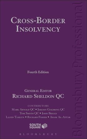 Sheldon QC | Cross-Border Insolvency | Buch | sack.de