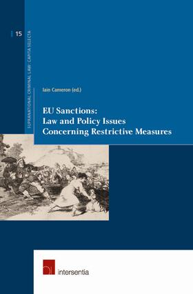 Cameron   EU Sanctions: Law and Policy Issues Concerning Restrictive Measures   Buch   sack.de