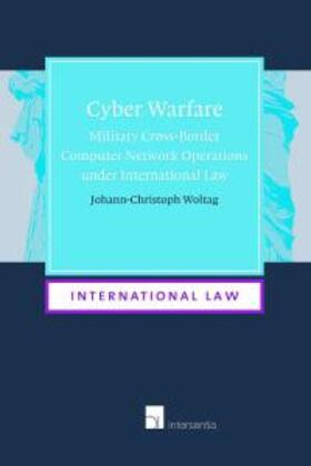 Woltag   Cyber Warfare   Buch   sack.de
