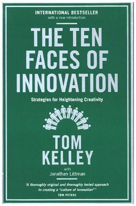 The Ten Faces of Innovation | Buch | sack.de