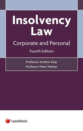 Keay / Walton   Insolvency Law   Buch   sack.de