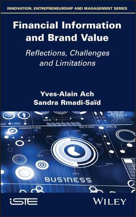 Ach / Rmadi-Saïd | Financial Information and Brand Value | Buch | sack.de