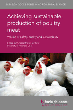 Ricke | Achieving sustainable production of poultry meat Volume 1 | Buch | sack.de