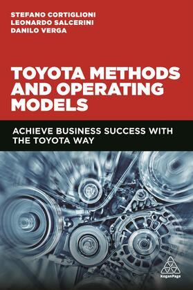Cortiglioni / Salcerini / Verga | Toyota Methods and Operating Models | Buch | sack.de