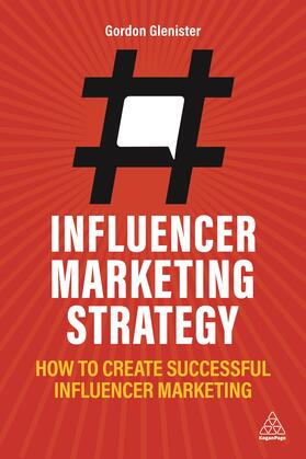 Glenister | Influencer Marketing Strategy | Buch | sack.de