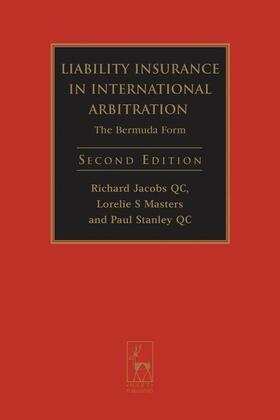 Jacobs QC / Masters / QC | Liability Insurance in International Arbitration | Buch | sack.de