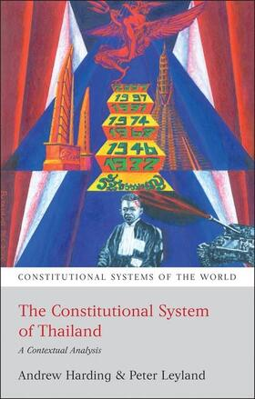 Harding / Leyland | The Constitutional System of Thailand | Buch | sack.de