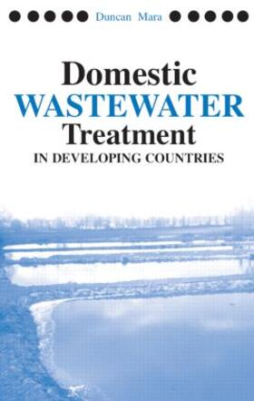 Mara   Domestic Wastewater Treatment in Developing Countries   Buch   sack.de