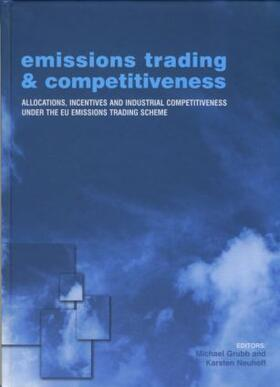 Grubb / Neuhoff   Emissions Trading and Competitiveness   Buch   sack.de