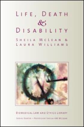 McLean / Williamson | Impairment and Disability | Buch | sack.de