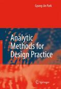 Park    Analytic Design Methods for Design Practice   Buch    Sack Fachmedien