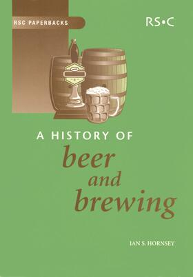 Hornsey   A History of Beer and Brewing   E-Book   sack.de