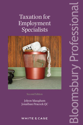 Maugham / Peacock | Taxation for Employment Specialists | Buch | Sack Fachmedien