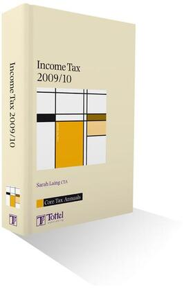 Laing | Core Tax Annual: Income Tax 2009/10 | Buch