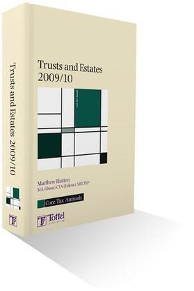 Hutton | Core Tax Annual: Trusts and Estates 2009/10 | Buch