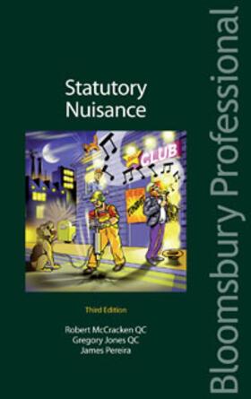 McCracken QC / QC / Pereira QC | Statutory Nuisance | Buch